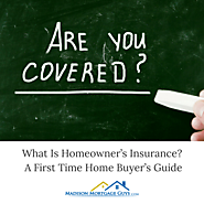 A Guide To Homeowner's Insurance