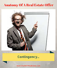 Real Estate Offer Contingencies