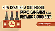 Webinar - How Creating a Successful PPC Campaign Is Like Brewing a Good Beer