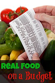 How to feed your family real food on a budget