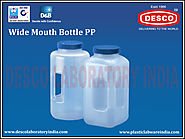 High Density Polyethylene Wide Mouth Bottle | DESCO