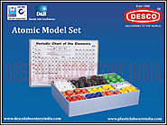 Laboratory Atomic Model Sets Manufacturer | DESCO