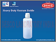 Heavy Duty Vacuum Bottles Manufacturer | DESCO