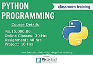 Python Training Institute in Bangalore
