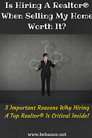 Is it Worth Hiring a Real Estate Agent When Ready To Sell Your Home?