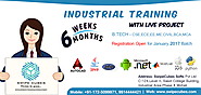 Six Months Industrial Training in Mohali, Chandigarh | SwipeCubes Softs