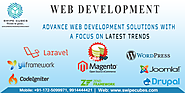Best Web Design & Web Development Company in India | SwipeCubes Softs