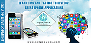 Top - Notch iOS Industrial Training Institute in Mohali | SwipeCubes