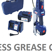 Top 5 Picks - 18 V Cordless Grease Gun - Best Brands at Great Prices.