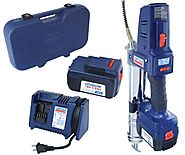 Top 5 Best 18V Cordless Grease Gun Brands - Reviews