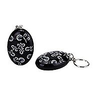 SHENFAN Delicate Printing Emergency Personal Alarm/Wolf Alarm for Kids,Elderly,Women,Perfect Adventurer your Bag,120d...