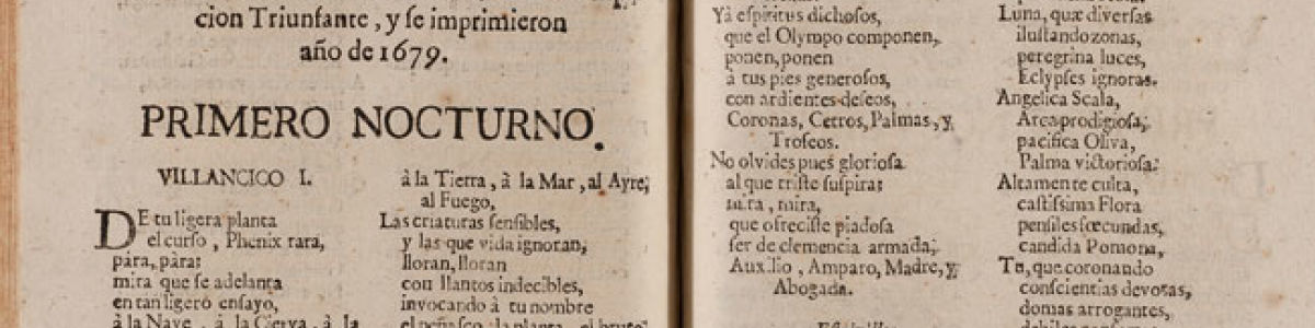 Headline for Sor Juana Ines de la Cruz - Research Curation