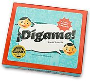 ¡Dígame! Spanish Learning Card Game