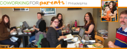 Juice Box: Coworking for Parents | Philadelphia
