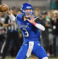 (WA) QB Jacob Sirmon (Bothell) 6-5, 218