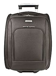 Travelon 18 Inch Wheeled Underseat Carry On Bag