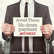 No Down Payment Mistakes To Avoid