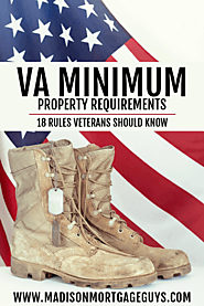 VA Minimum Property Requirements That Veterans MUST Know