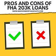 FHA 203k Loan: Pros and Cons