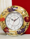 Tuscan Style Kitchen Accessories