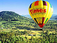 Enjoy a Scenic Hot Air Balloon Ride