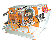 Doctoring Rewinding Machine Manufacturer | ConPapTex India