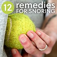 Some Ways to Help You Snooze Without Snoring