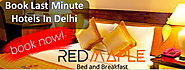 Last Minute Hotels in New Delhi