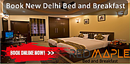 Cheapest Bed and Breakfast in South Delhi