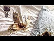 Some Note 7 users woke up to find their bedroom filled with smoke