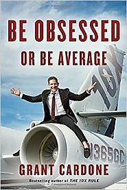 Be Obsessed or Be Average Hardcover – October 11, 2016