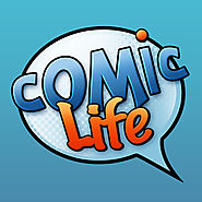 Apps iPad pour l'enseignement fondamental | Comic Life 3