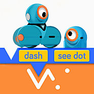 Apps iPad pour l'enseignement fondamental | Blockly for Dash & Dot robots