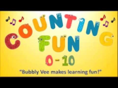 Number Song for Children / Counting Song 0-10 / Counting Numbers