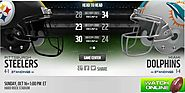 Steelers vs Dolphins - Dolphins vs Steelers live, stream, watch, game, nfl, football, online. Pittsburgh Steelers gam...