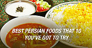 10 Best Persian Foods That You've Got to Try - SURFIRAN