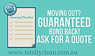 Ph: 1300 130 702 | Get A Bond Back Cleaning Quote