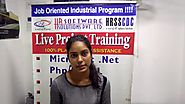 Live Project Industrial Training for Students at HRSS-CDC