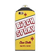 Bitch Spray iPhone Case