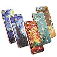 Van Gogh Painting iPhone Case