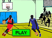 Slope-Intercept Basketball Game