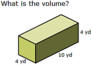 Practicing Fifth grade math: 'Volume of cubes and rectangular prisms'