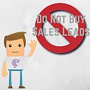 Malaysia Lead Generation Tips: Do Not Buy Sales Leads