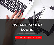 With Instant Payday Loans Satisfy Your All Urgent Needs