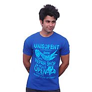 Unisopent Designs Courage Trust cool Designs T-shirt