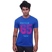 Unisopent Designs Nineteen 65 Premium Sports T-shirt For Men