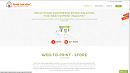 web to print ecommerce solutions