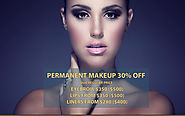 Mississauga's Best Permanent Makeup at Lucie Medispa