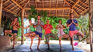 Yoga in Arugam Bay