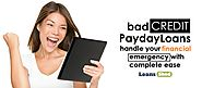 Pay Urgent Bills With Loans Shed! Apply For Bad Credit Payday Loans Via Online Mode